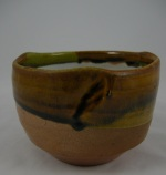 <p>Byron Temple was internationally recognized for his functional pottery and often called &quot;a combination of Bauhaus and Japan&quot;. TOJ is pleased to present a perfectly formed and glazed 3.5&quot; by 4.75&quot; chawan or teabowl.&nbsp; In excellent condition.</p>